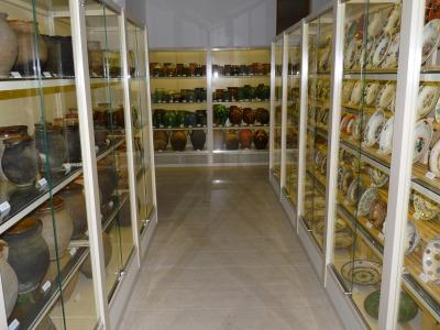 Múzeumi polcrendszer, látványraktár